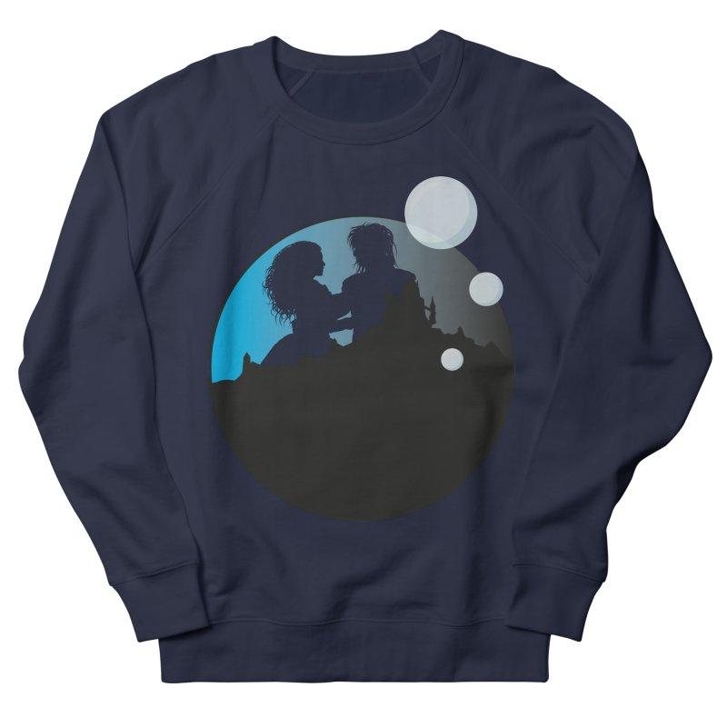 Labyrinth Women's French Terry Sweatshirt by nrdshirt's Shop