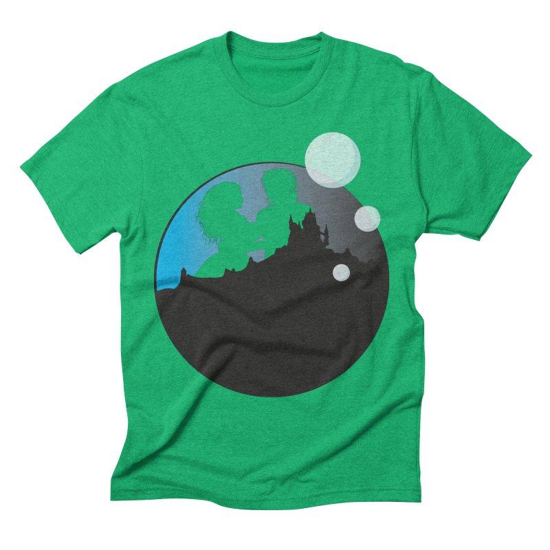 Labyrinth Men's Triblend T-Shirt by nrdshirt's Shop