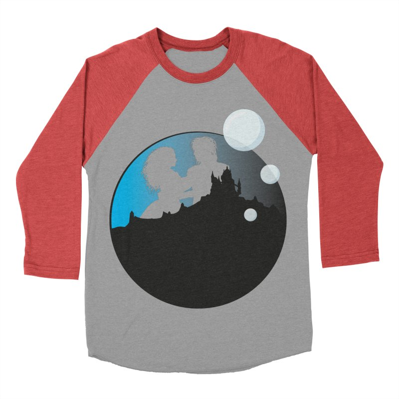 Labyrinth Women's Baseball Triblend T-Shirt by nrdshirt's Shop