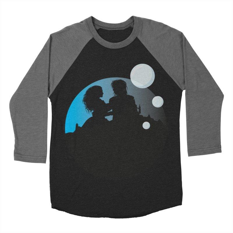 Labyrinth Women's Baseball Triblend Longsleeve T-Shirt by nrdshirt's Shop