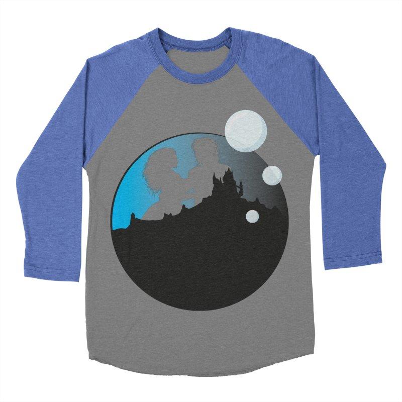 Labyrinth Men's Baseball Triblend Longsleeve T-Shirt by nrdshirt's Shop