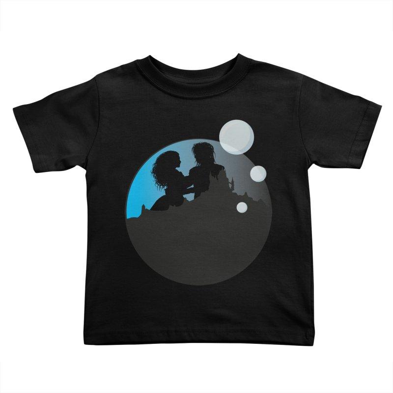 Labyrinth Kids Toddler T-Shirt by nrdshirt's Shop