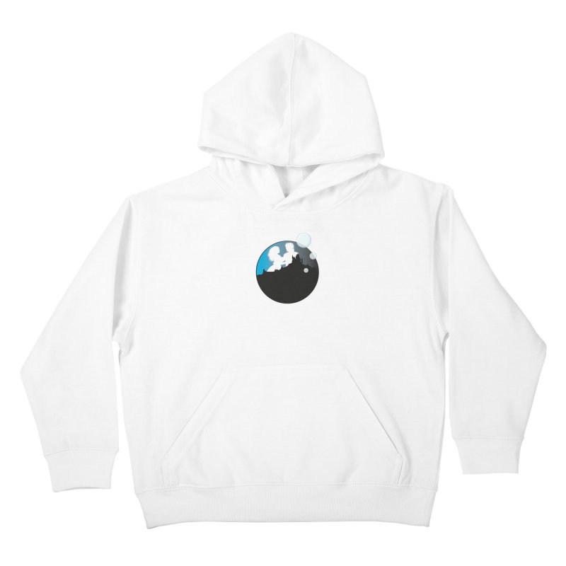 Labyrinth Kids Pullover Hoody by nrdshirt's Shop