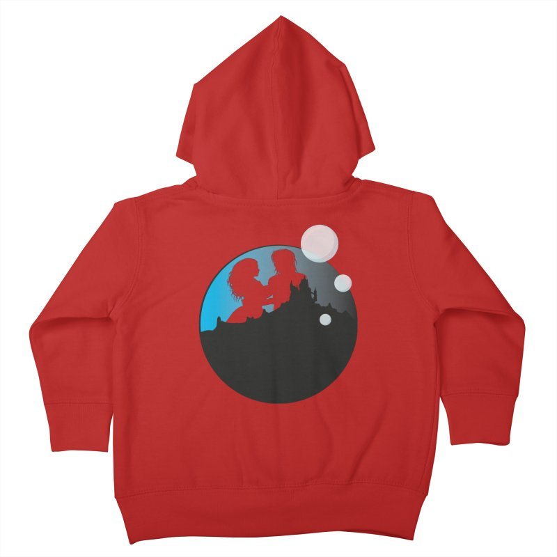 Labyrinth Kids Toddler Zip-Up Hoody by nrdshirt's Shop