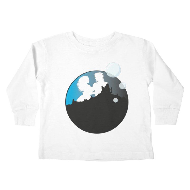 Labyrinth Kids Toddler Longsleeve T-Shirt by nrdshirt's Shop