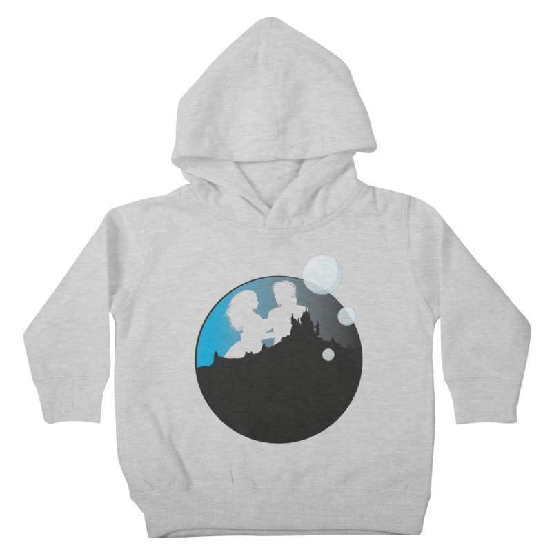 Labyrinth Kids Toddler Pullover Hoody by nrdshirt's Shop