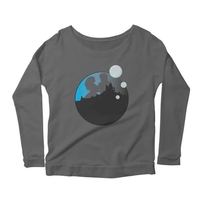 Labyrinth Women's Scoop Neck Longsleeve T-Shirt by nrdshirt's Shop