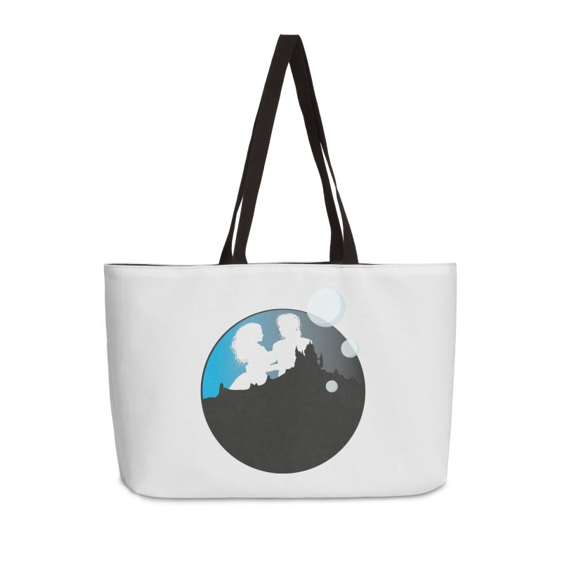 Labyrinth Accessories Weekender Bag Bag by nrdshirt's Shop