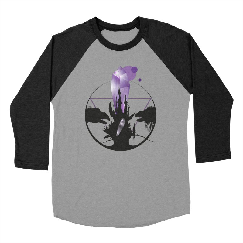 Dark Crystal Women's Baseball Triblend Longsleeve T-Shirt by nrdshirt's Shop