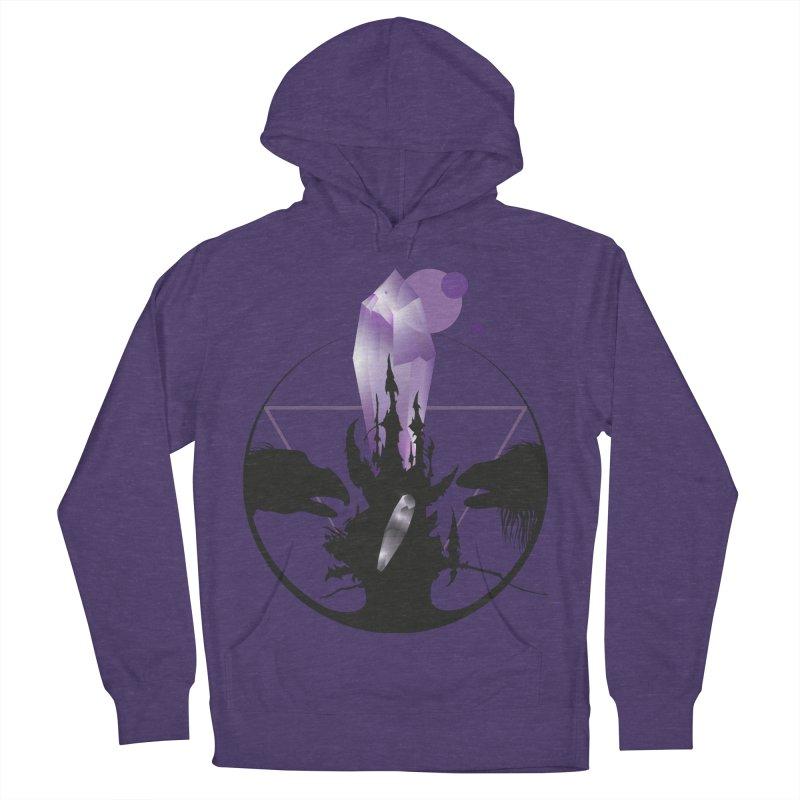 Dark Crystal Women's French Terry Pullover Hoody by nrdshirt's Shop