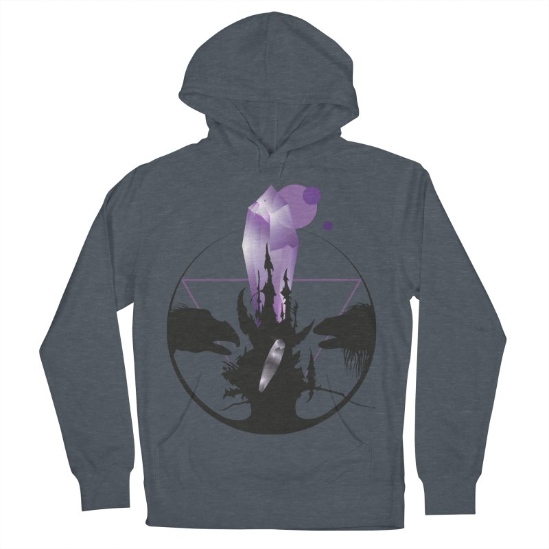 Dark Crystal Men's French Terry Pullover Hoody by nrdshirt's Shop