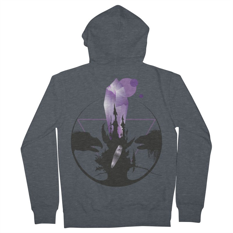 Dark Crystal Women's French Terry Zip-Up Hoody by nrdshirt's Shop