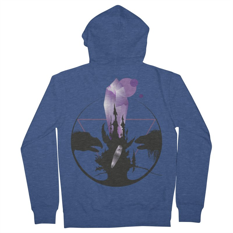 Dark Crystal Men's French Terry Zip-Up Hoody by nrdshirt's Shop