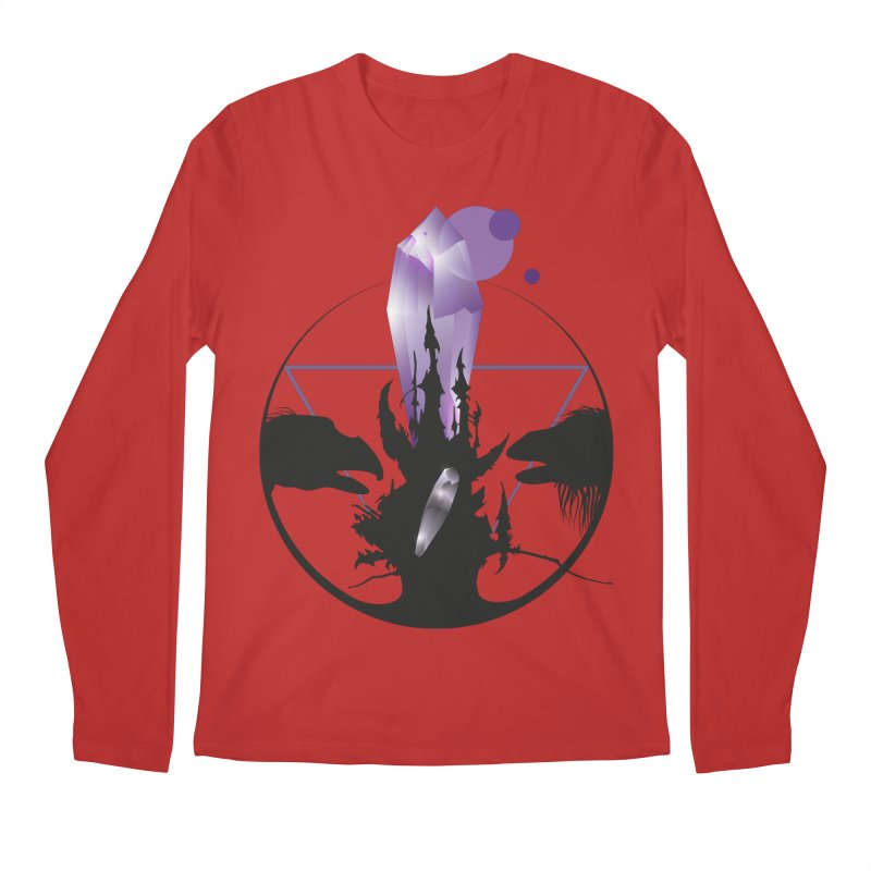Dark Crystal Men's Longsleeve T-Shirt by nrdshirt's Shop