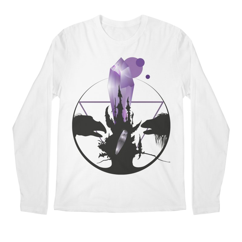 Dark Crystal Men's Regular Longsleeve T-Shirt by nrdshirt's Shop
