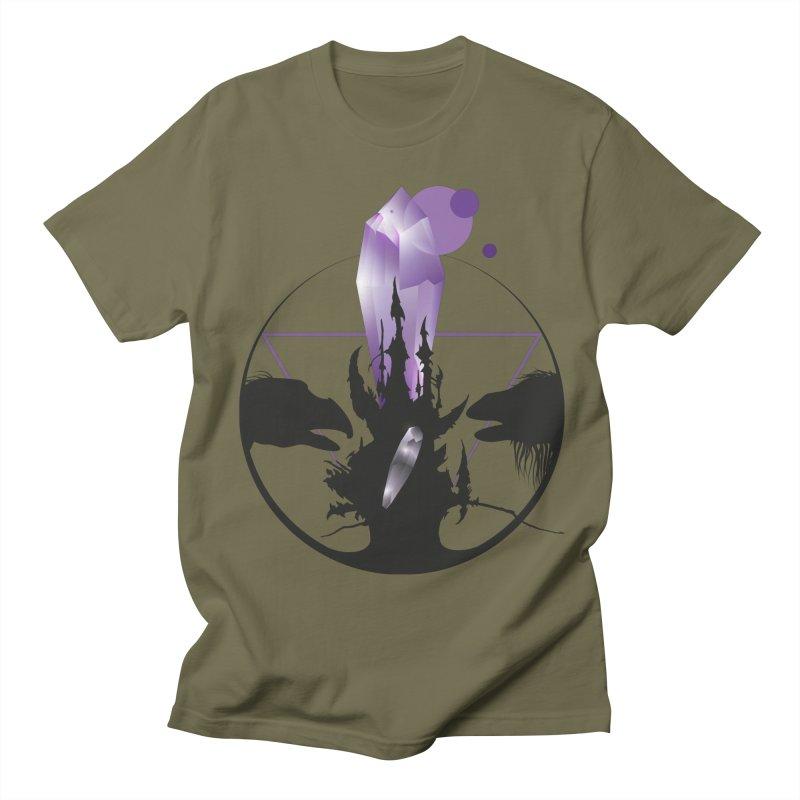 Dark Crystal Men's T-Shirt by nrdshirt's Shop