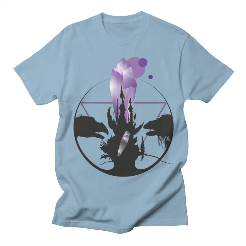 Dark Crystal Women's Regular Unisex T-Shirt by nrdshirt's Shop