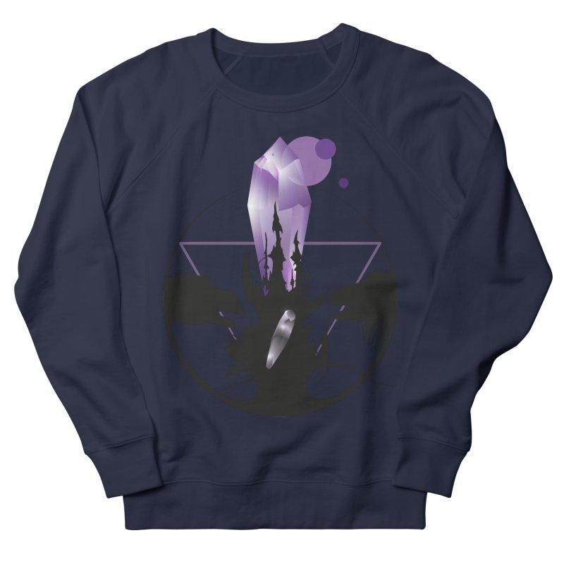 Dark Crystal Women's French Terry Sweatshirt by nrdshirt's Shop