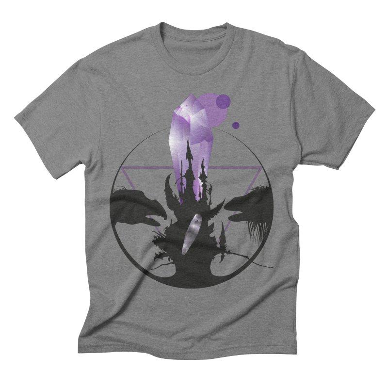 Dark Crystal Men's Triblend T-Shirt by nrdshirt's Shop