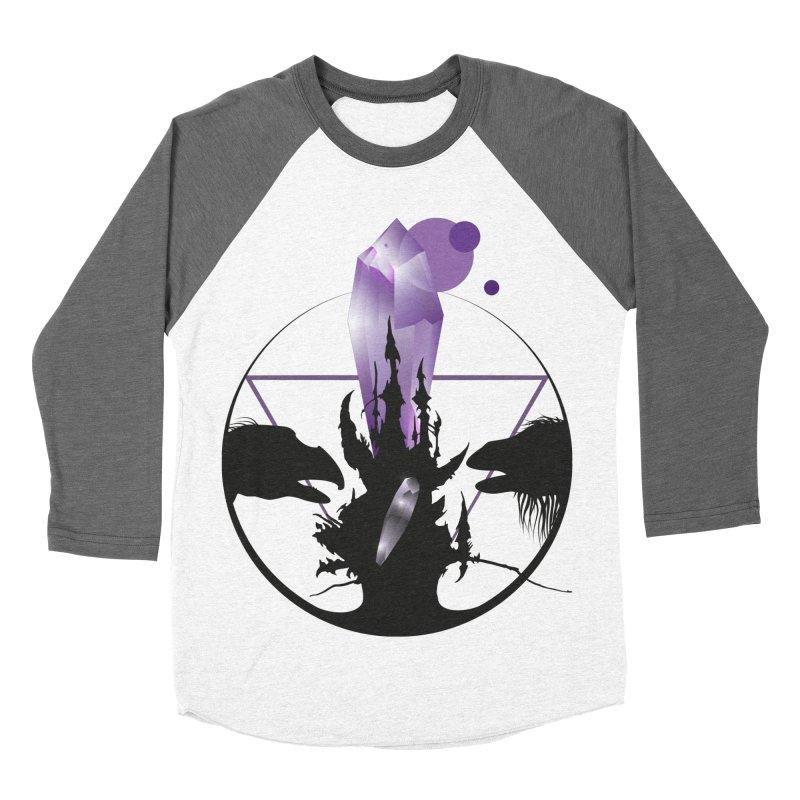 Dark Crystal Women's Baseball Triblend T-Shirt by nrdshirt's Shop