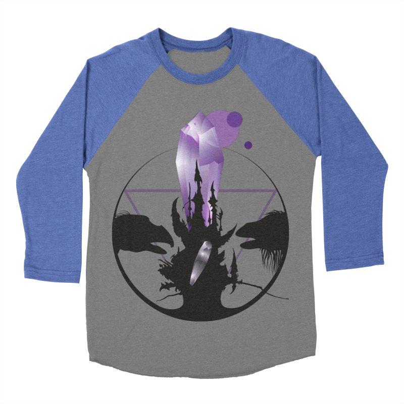 Dark Crystal Women's Baseball Triblend Longsleeve T-Shirt by nrdshirt's Shop