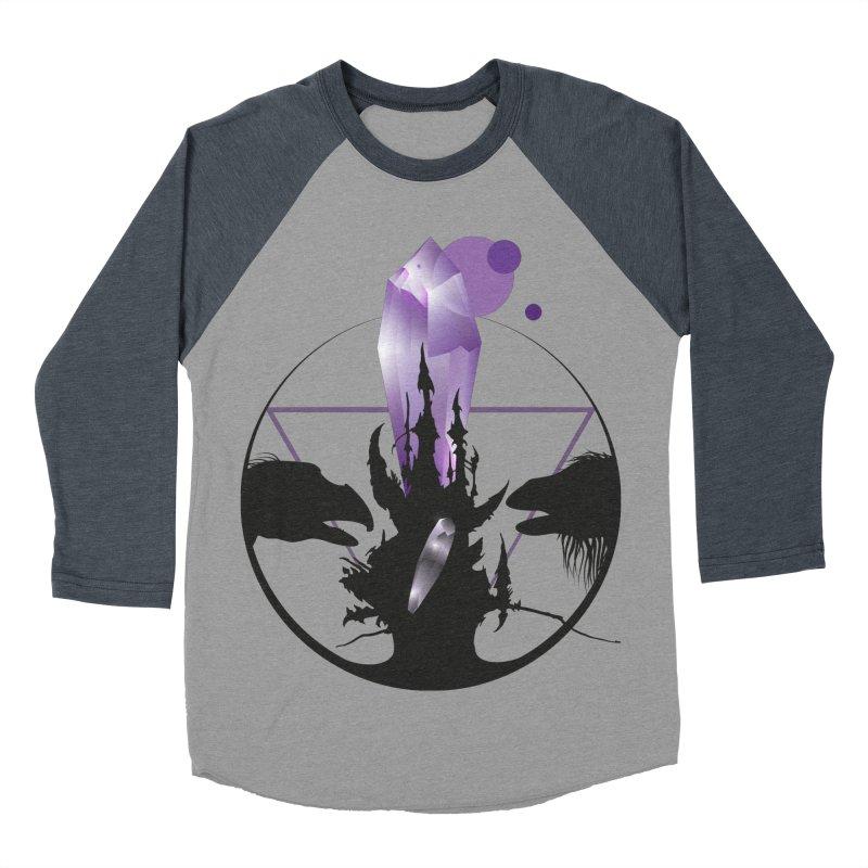 Dark Crystal Men's Baseball Triblend Longsleeve T-Shirt by nrdshirt's Shop