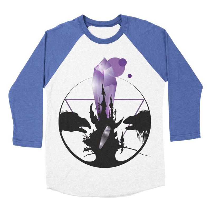 Dark Crystal Men's Baseball Triblend T-Shirt by nrdshirt's Shop