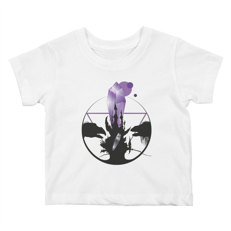 Dark Crystal Kids Baby T-Shirt by nrdshirt's Shop