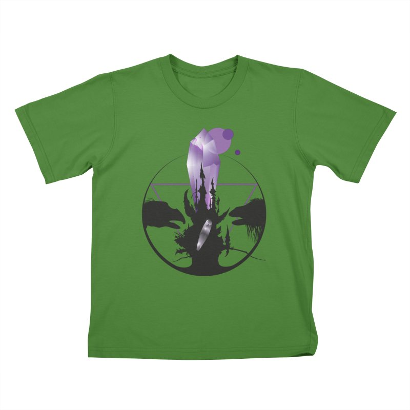 Dark Crystal Kids T-Shirt by nrdshirt's Shop