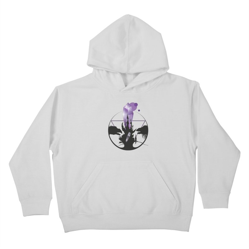 Dark Crystal Kids Pullover Hoody by nrdshirt's Shop