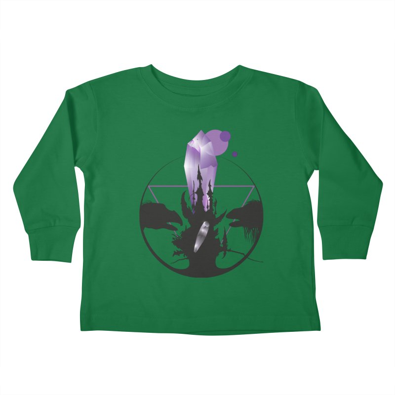 Dark Crystal Kids Toddler Longsleeve T-Shirt by nrdshirt's Shop