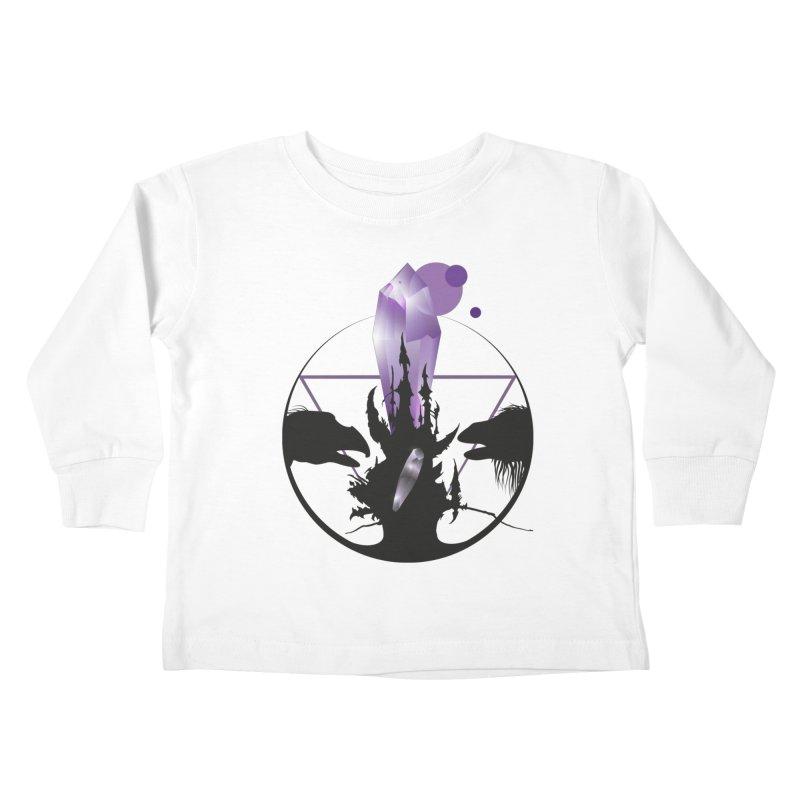 Dark Crystal Kids Toddler Longsleeve T-Shirt by nrdshirt's Shop