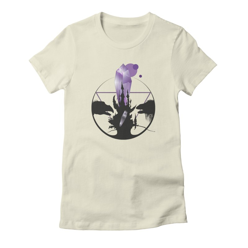 Dark Crystal Women's T-Shirt by nrdshirt's Shop