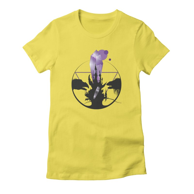 Dark Crystal Women's T-Shirt by nrdshirt's Shop
