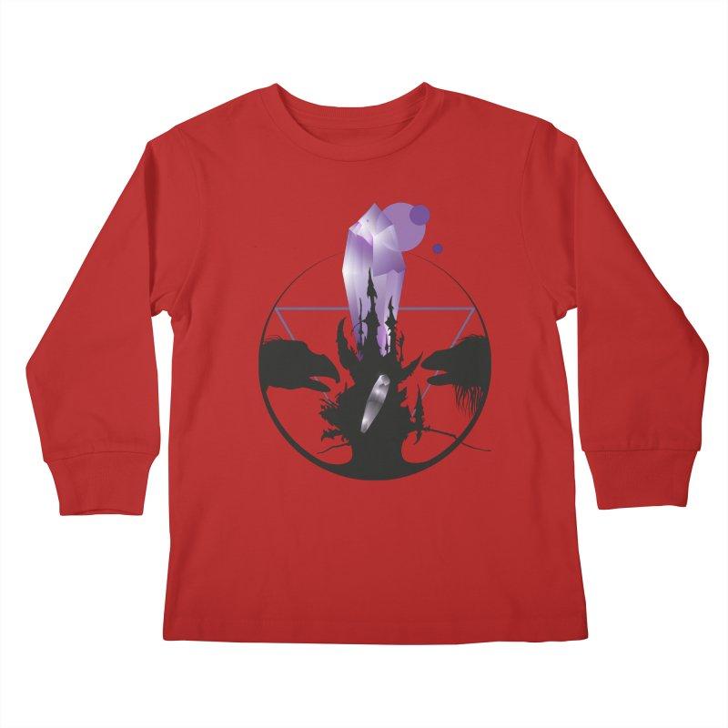 Dark Crystal Kids Longsleeve T-Shirt by nrdshirt's Shop