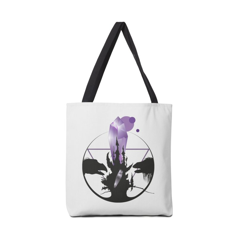 Dark Crystal Accessories Bag by nrdshirt's Shop