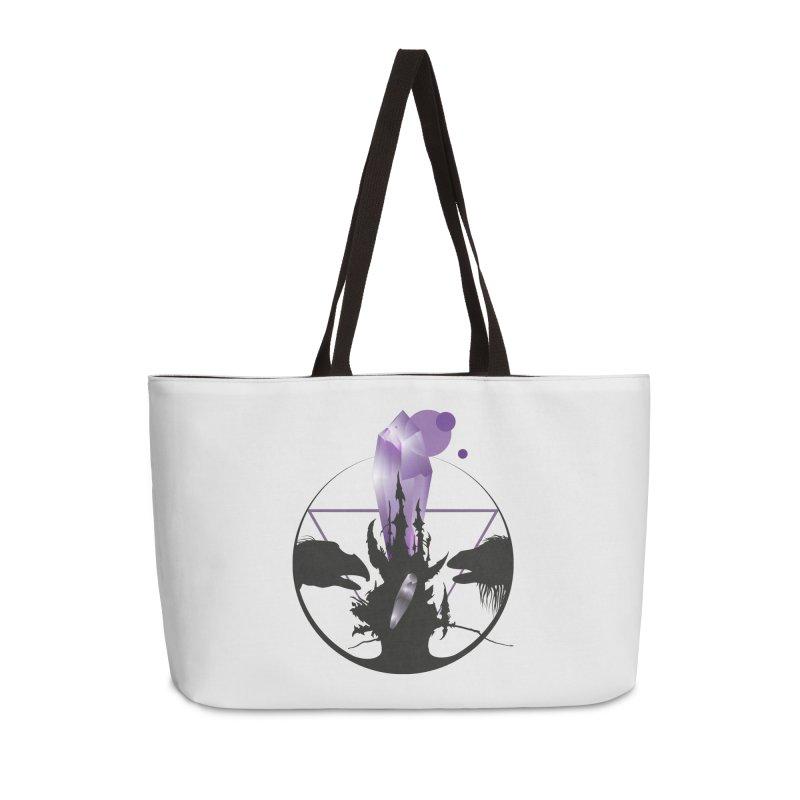 Dark Crystal Accessories Weekender Bag Bag by nrdshirt's Shop