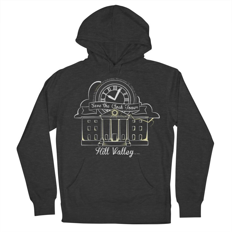 Save the clock tower v1 Women's French Terry Pullover Hoody by nrdshirt's Shop