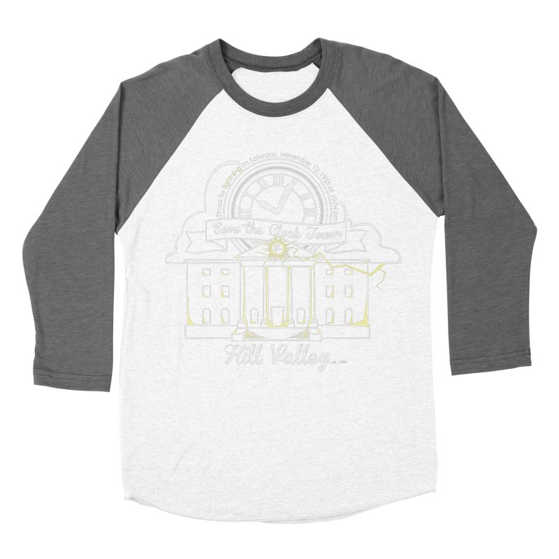 Save the clock tower v1 Women's Baseball Triblend Longsleeve T-Shirt by nrdshirt's Shop