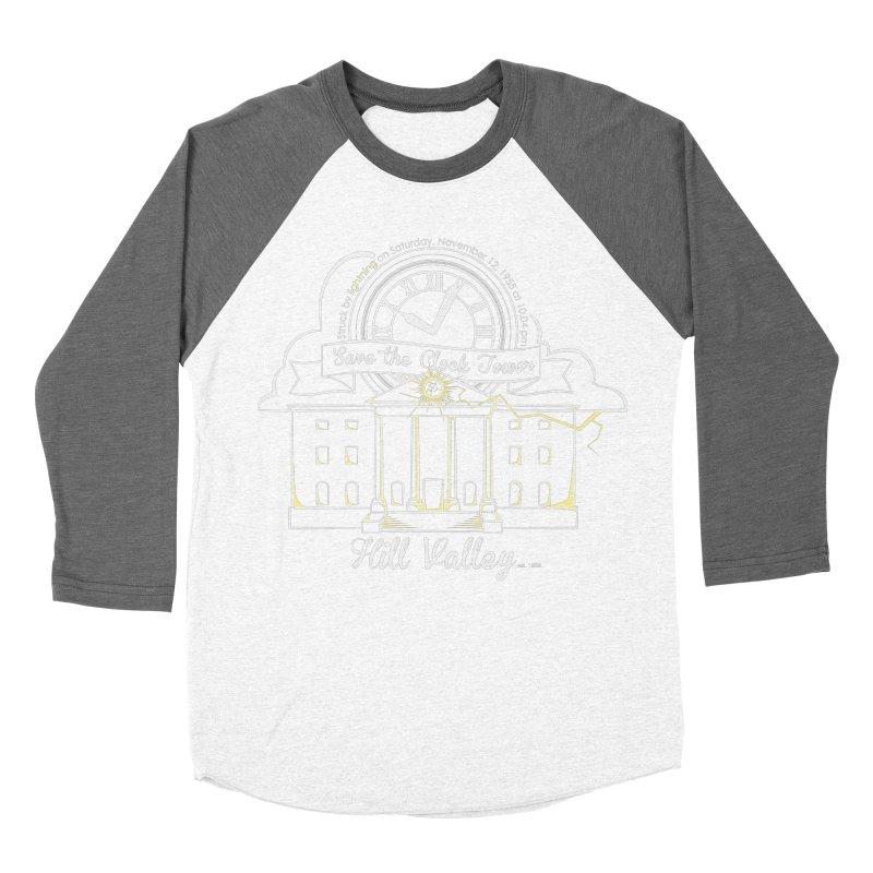 Save the clock tower v1 Women's Baseball Triblend T-Shirt by nrdshirt's Shop