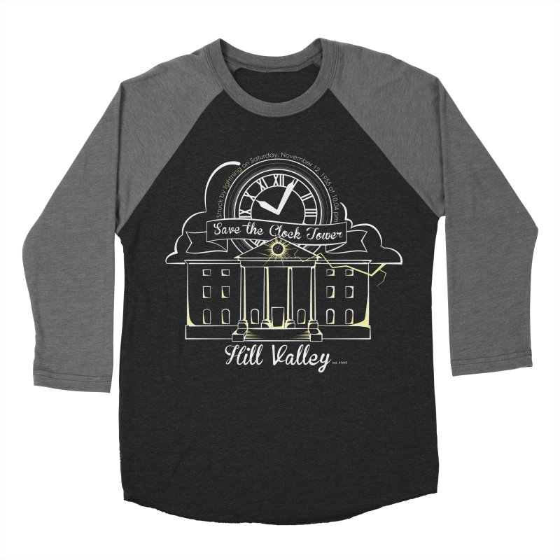 Save the clock tower v1 Men's Baseball Triblend T-Shirt by nrdshirt's Shop