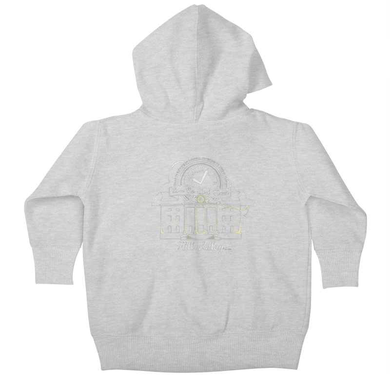 Save the clock tower v1 Kids Baby Zip-Up Hoody by nrdshirt's Shop
