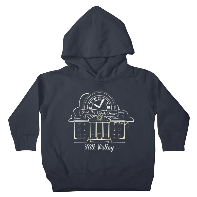 Save the clock tower v1 Kids Toddler Pullover Hoody by nrdshirt's Shop