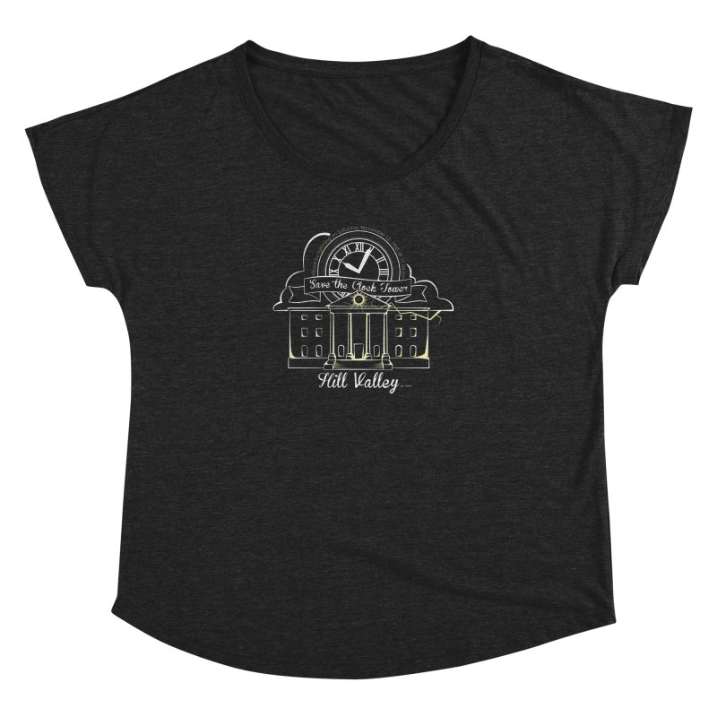 Save the clock tower v1 Women's Dolman Scoop Neck by nrdshirt's Shop