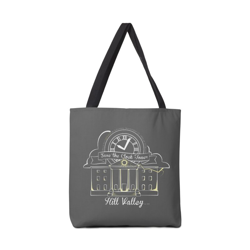 Save the clock tower v1 Accessories Bag by nrdshirt's Shop