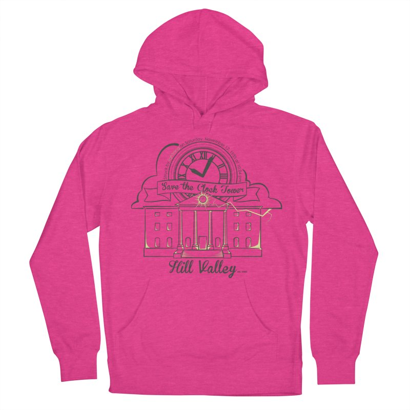 Save the clock tower v2 Women's Pullover Hoody by nrdshirt's Shop