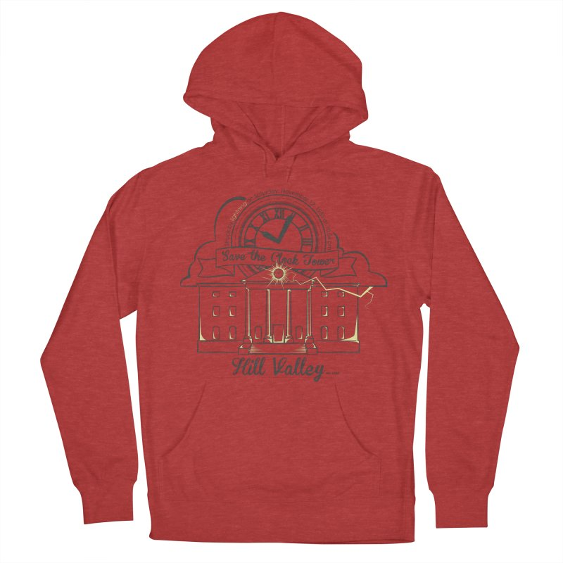 Save the clock tower v2 Men's Pullover Hoody by nrdshirt's Shop