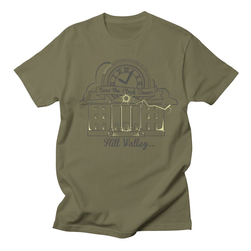 Save the clock tower v2 Women's Regular Unisex T-Shirt by nrdshirt's Shop