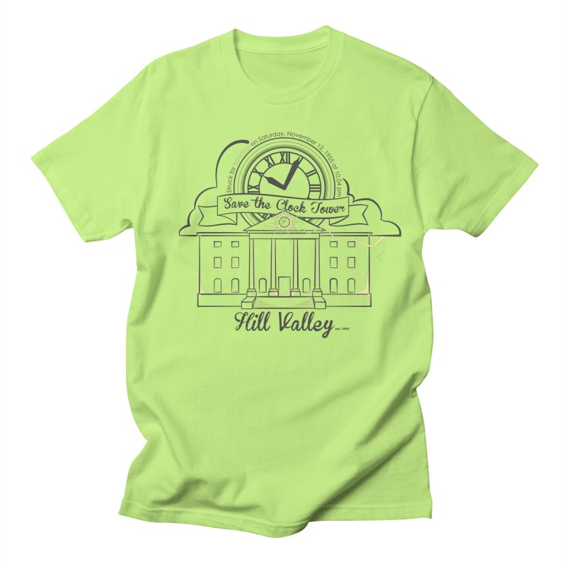 Save the clock tower v2 Men's Regular T-Shirt by nrdshirt's Shop