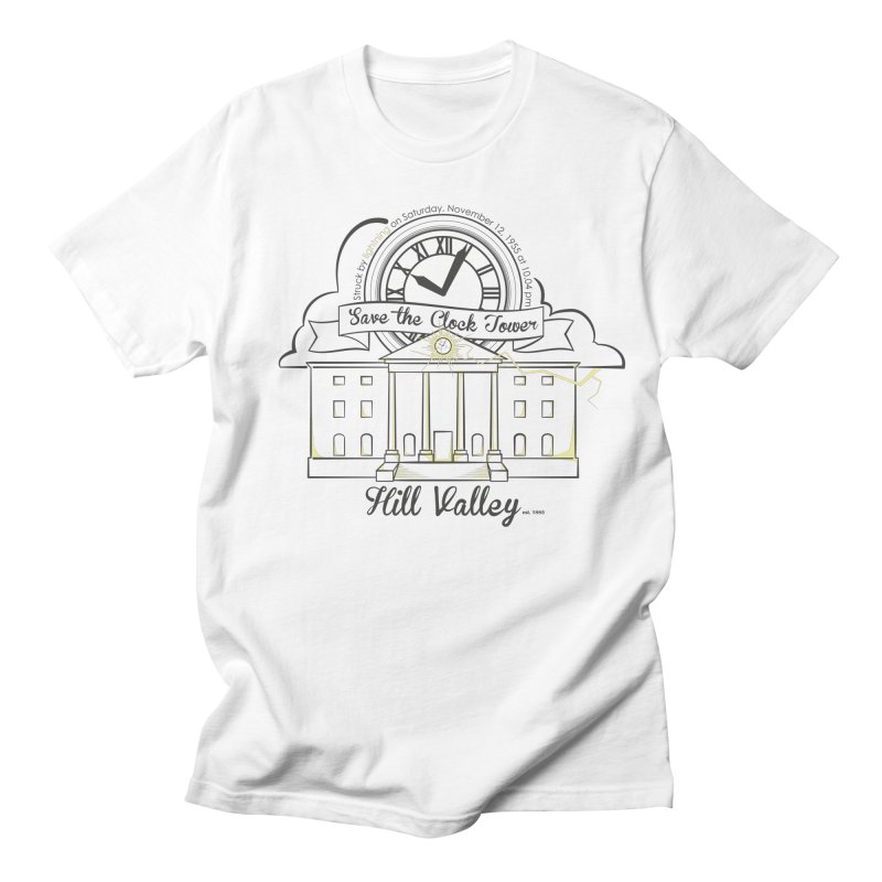 Save the clock tower v2 Women's Regular Unisex T-Shirt by nrdshirt's Shop